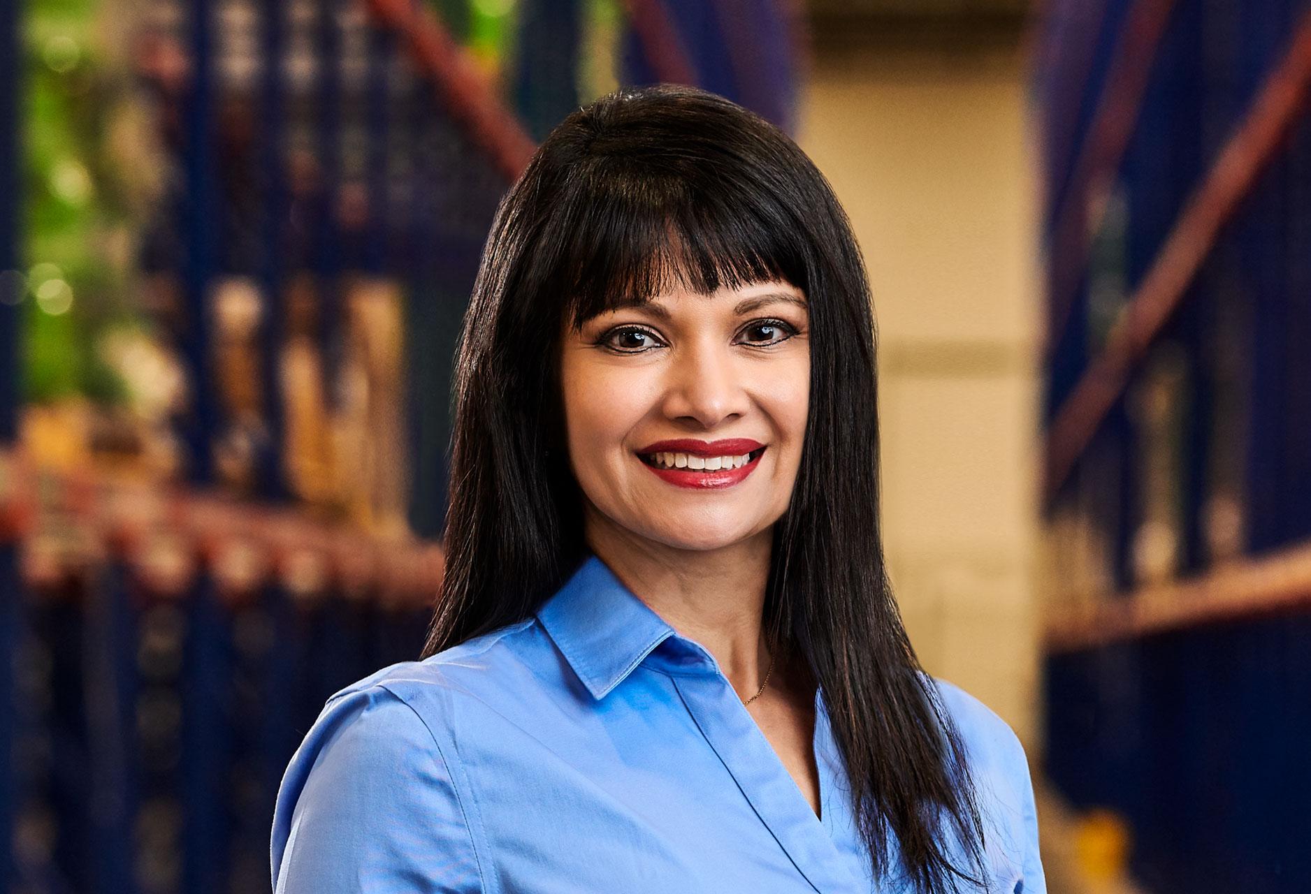 Naysa Hernandez - RJW - VP Human Resources