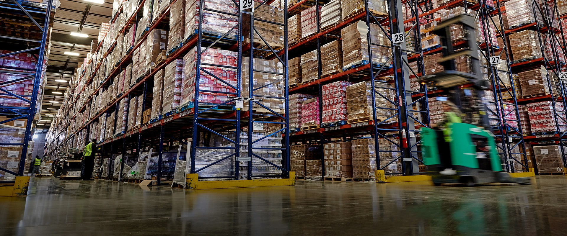 About RJW - Warehousing